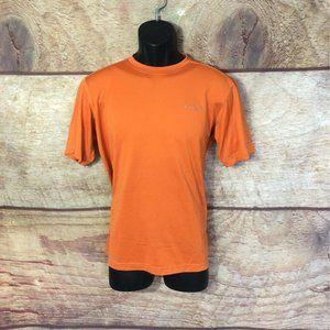 Columbia Sportswear Mens Base Layer T-Shirt Orange